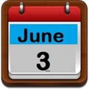 Image result for June 3